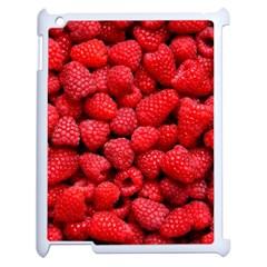Raspberries 2 Apple Ipad 2 Case (white)