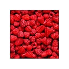 Raspberries 2 Acrylic Tangram Puzzle (4  X 4 )