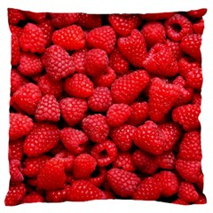 Raspberries 2 Standard Flano Cushion Case (two Sides)