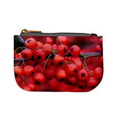 Red Berries 1 Mini Coin Purses
