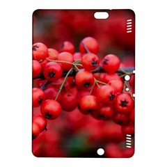 Red Berries 1 Kindle Fire Hdx 8 9  Hardshell Case