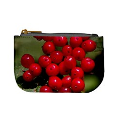 Red Berries 2 Mini Coin Purses