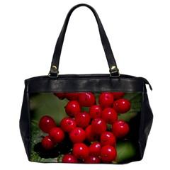 Red Berries 2 Office Handbags