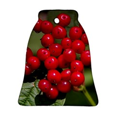 Red Berries 2 Ornament (bell)