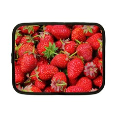 Strawberries 1 Netbook Case (small)