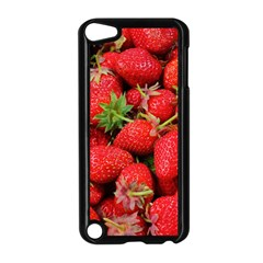 Strawberries 1 Apple Ipod Touch 5 Case (black)