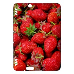 Strawberries 1 Kindle Fire Hdx Hardshell Case