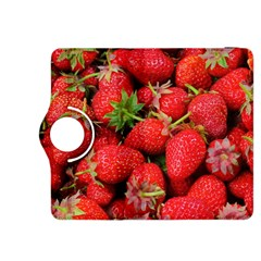 Strawberries 1 Kindle Fire Hdx 8 9  Flip 360 Case