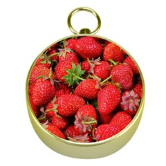 Strawberries 1 Gold Compasses