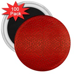 Strawberries 2 3  Magnets (100 Pack)