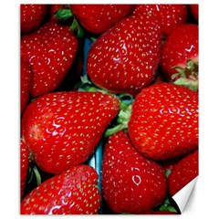 Strawberries 3 Canvas 20  X 24