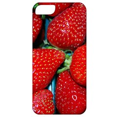 Strawberries 3 Apple Iphone 5 Classic Hardshell Case