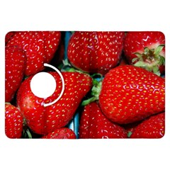 Strawberries 3 Kindle Fire Hdx Flip 360 Case