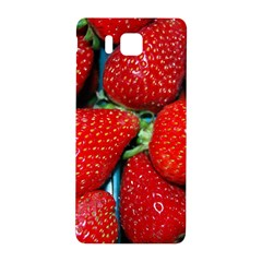 Strawberries 3 Samsung Galaxy Alpha Hardshell Back Case