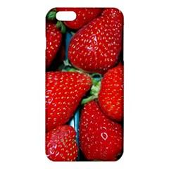 Strawberries 3 Iphone 6 Plus/6s Plus Tpu Case