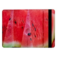 Watermelon 1 Samsung Galaxy Tab Pro 12 2  Flip Case