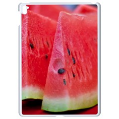 Watermelon 1 Apple Ipad Pro 9 7   White Seamless Case