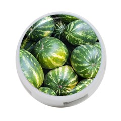 Watermelon 2 4 Port Usb Hub (two Sides)
