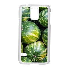 Watermelon 2 Samsung Galaxy S5 Case (white)