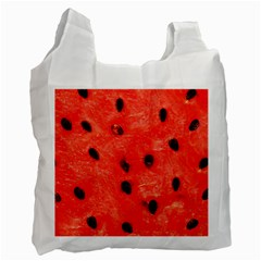 Watermelon 3 Recycle Bag (two Side)