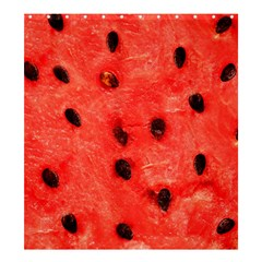 Watermelon 3 Shower Curtain 66  X 72  (large)