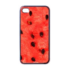 Watermelon 3 Apple Iphone 4 Case (black)