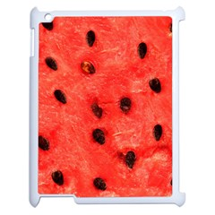 Watermelon 3 Apple Ipad 2 Case (white)