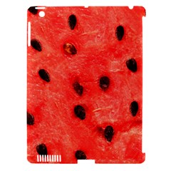 Watermelon 3 Apple Ipad 3/4 Hardshell Case (compatible With Smart Cover)