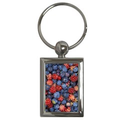 Wild Berries 1 Key Chains (rectangle)