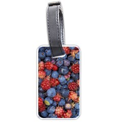 Wild Berries 1 Luggage Tags (two Sides)