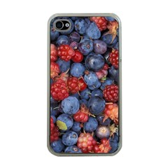 Wild Berries 1 Apple Iphone 4 Case (clear)