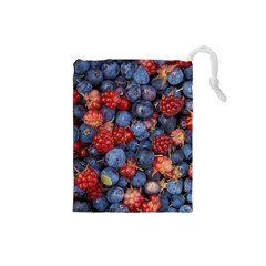 Wild Berries 1 Drawstring Pouches (small)