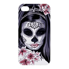 Day Of The Dead Apple Iphone 4/4s Hardshell Case