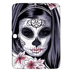 Day Of The Dead Samsung Galaxy Tab 3 (10 1 ) P5200 Hardshell Case