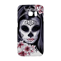Day Of The Dead Samsung Galaxy S6 Edge Hardshell Case