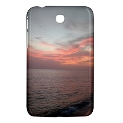 Red Sunset Rincon Puerto Rico Samsung Galaxy Tab 3 (7 ) P3200 Hardshell Case