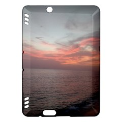 Red Sunset Rincon Puerto Rico Kindle Fire Hdx Hardshell Case
