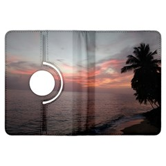 Red Sunset Rincon Puerto Rico Kindle Fire Hdx Flip 360 Case