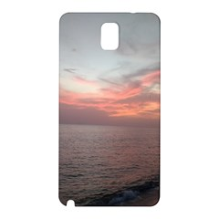 Red Sunset Rincon Puerto Rico Samsung Galaxy Note 3 N9005 Hardshell Back Case