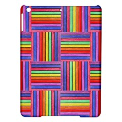 Artwork By Patrick Squares Ipad Air Hardshell Cases