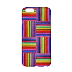 Artwork By Patrick Squares Apple Iphone 6/6s Hardshell Case