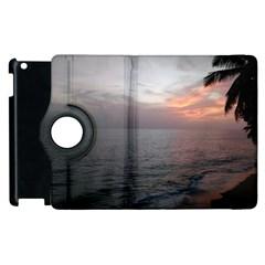Sunset Apple Ipad 2 Flip 360 Case