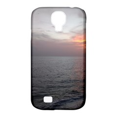 Sunset Samsung Galaxy S4 Classic Hardshell Case (pc+silicone)