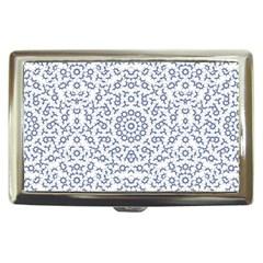 Radial Mandala Ornate Pattern Cigarette Money Cases