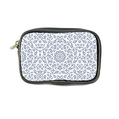 Radial Mandala Ornate Pattern Coin Purse