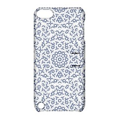 Radial Mandala Ornate Pattern Apple Ipod Touch 5 Hardshell Case With Stand