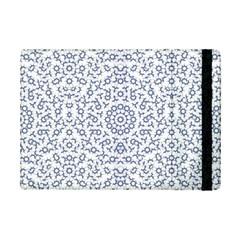 Radial Mandala Ornate Pattern Ipad Mini 2 Flip Cases