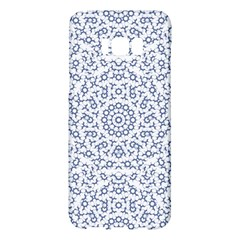 Radial Mandala Ornate Pattern Samsung Galaxy S8 Plus Hardshell Case