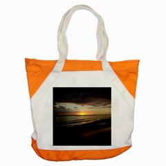 Sunset On Rincon Puerto Rico Accent Tote Bag