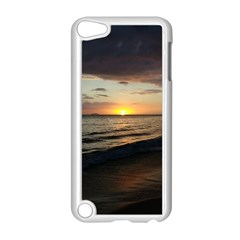Sunset On Rincon Puerto Rico Apple Ipod Touch 5 Case (white)
